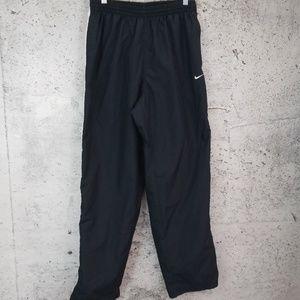 NIKE Track Pants Black Large